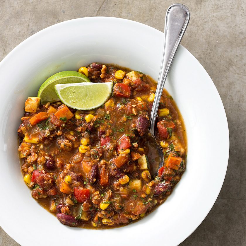 Enjoyable Meatless Chili That Treats Tempeh Like Ground Meat News Home Remodeling Inspirations Propsscottssportslandcom