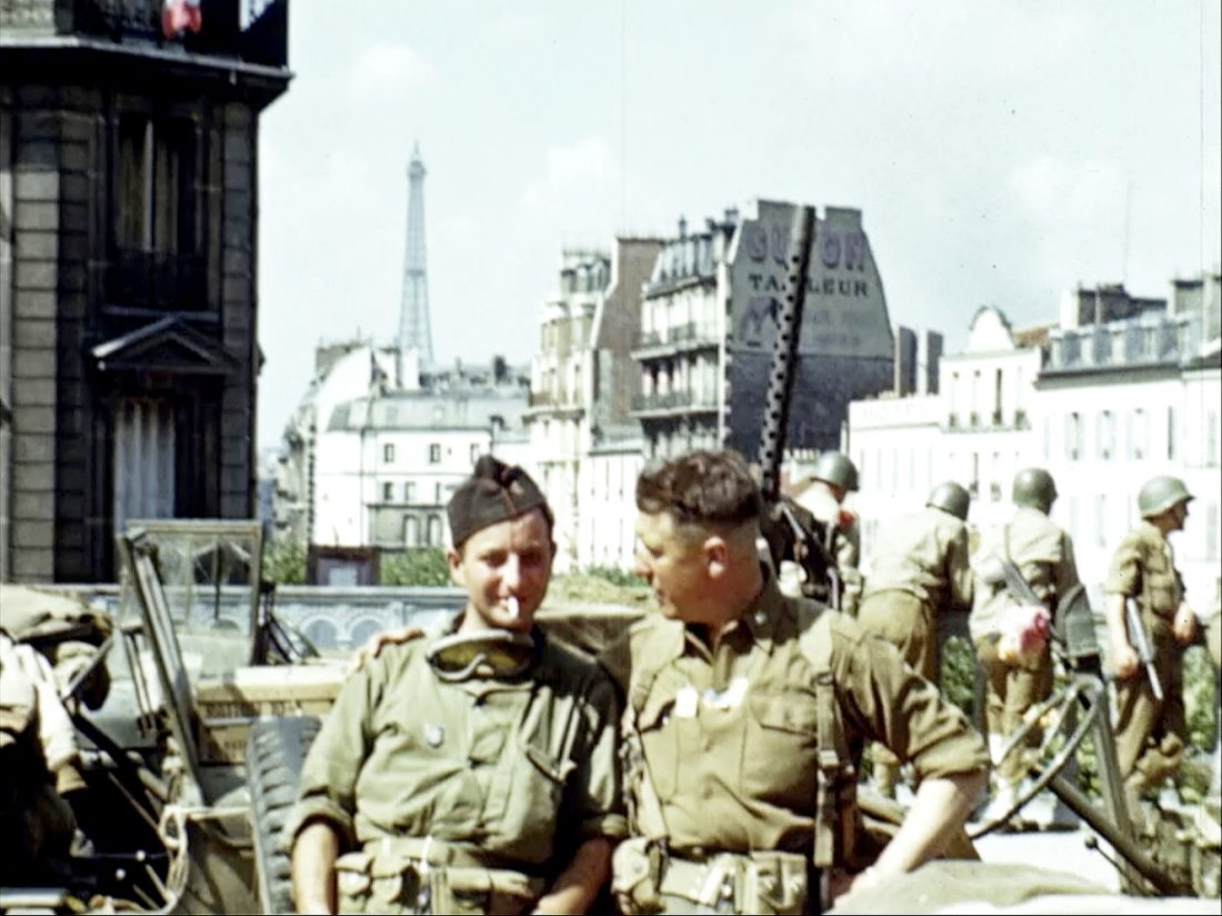 Rare color footage brings D-Day memories alive | News