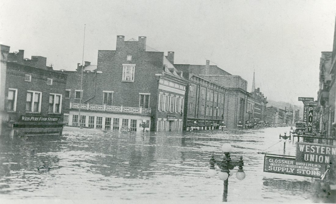 Old Photo Album: The flood of '36 | News, Sports, Jobs - The