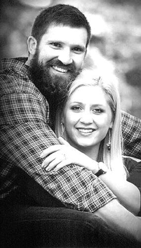 Katelyn Tornes and Jarrod Arnold