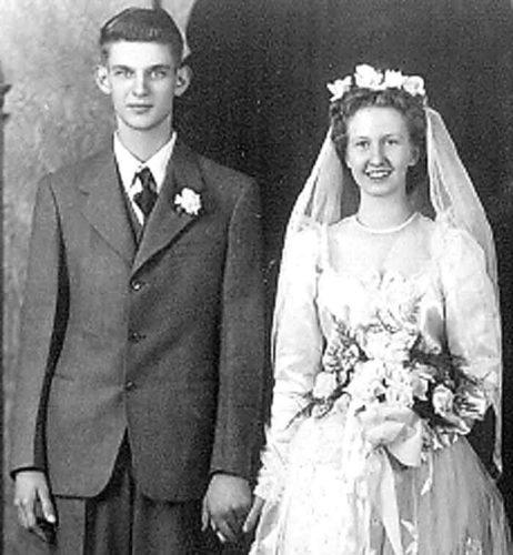 Warren and Faye Brookover