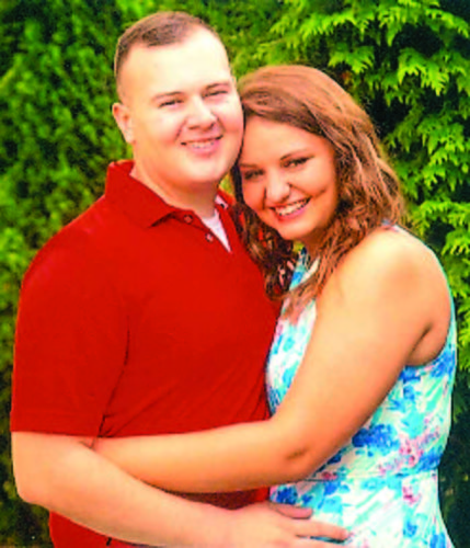 Abigail Roberts and Cody Offenberger