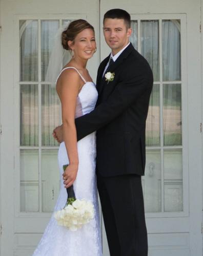 Brandon and Ashleigh Hendershot