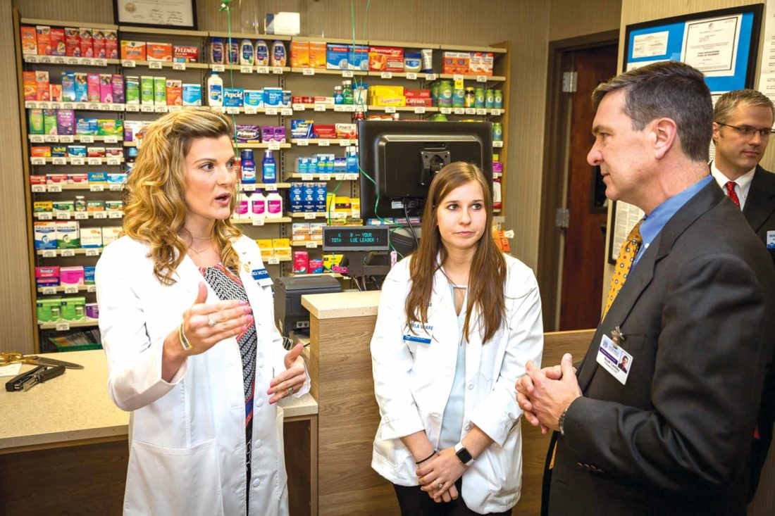 kroger opens pharmacy at mmh news sports jobs marietta times rh mariettatimes com