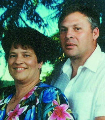 Blaine and Judy Kidder