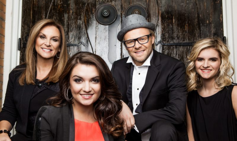 The Nelons, a Multi-Dove Award winning and Grammy nominated recording artist, will be fetured in a musical service at 7 p.m. Saturday, July 15, at Fellowship Baptist Church in Vienna, W.Va.