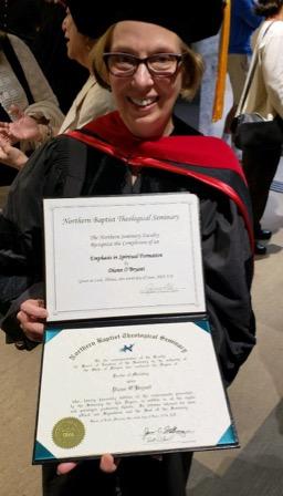 Gilman UMC Pastor receives Doctorate | News, Sports, Jobs