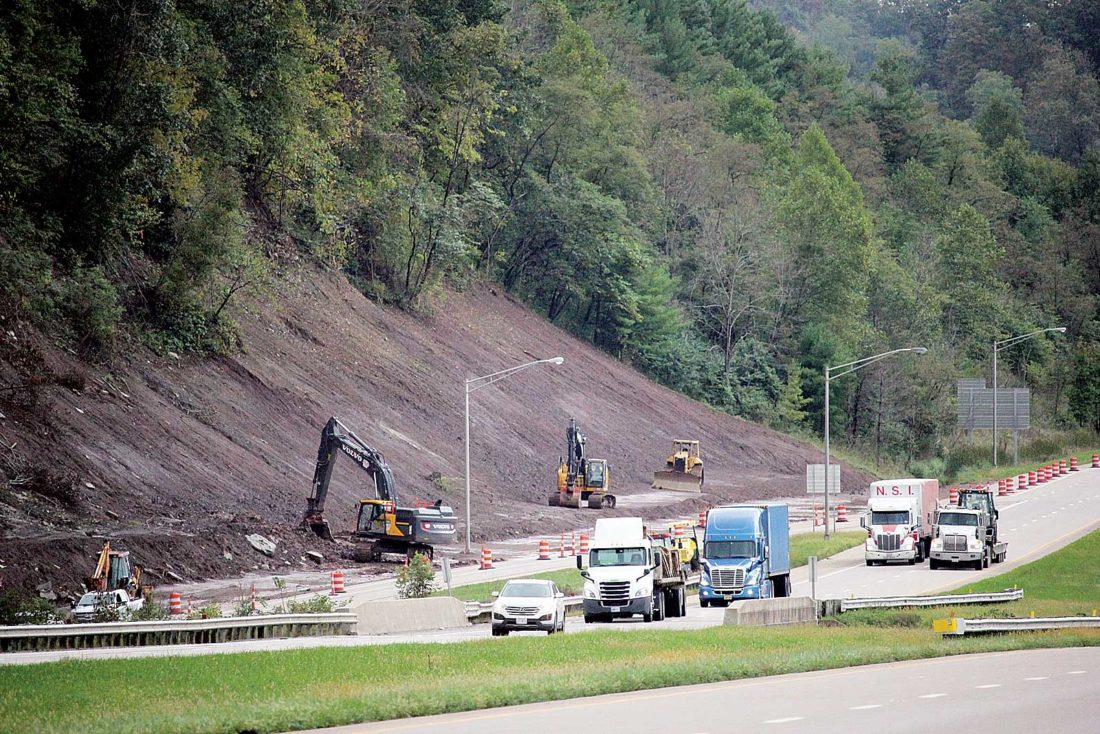Construction on I-77 to wrap up at end of October | News