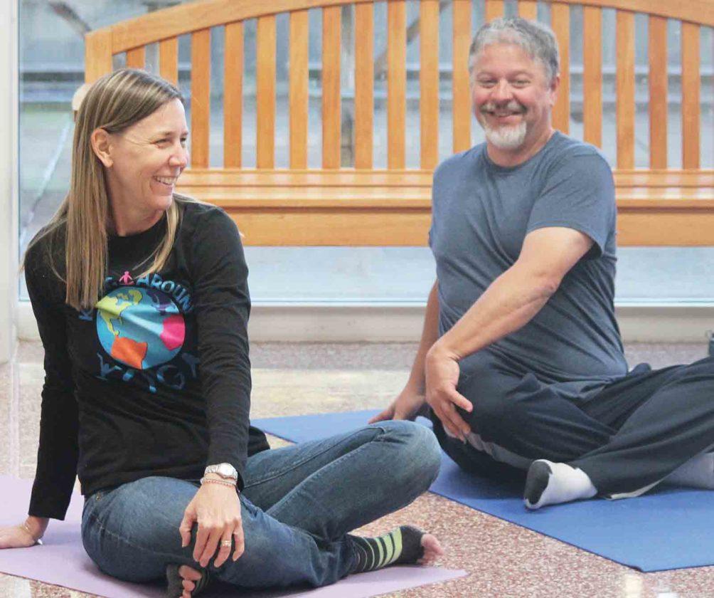 Finding Balance: 'Mindfulness' program seeks to treat child