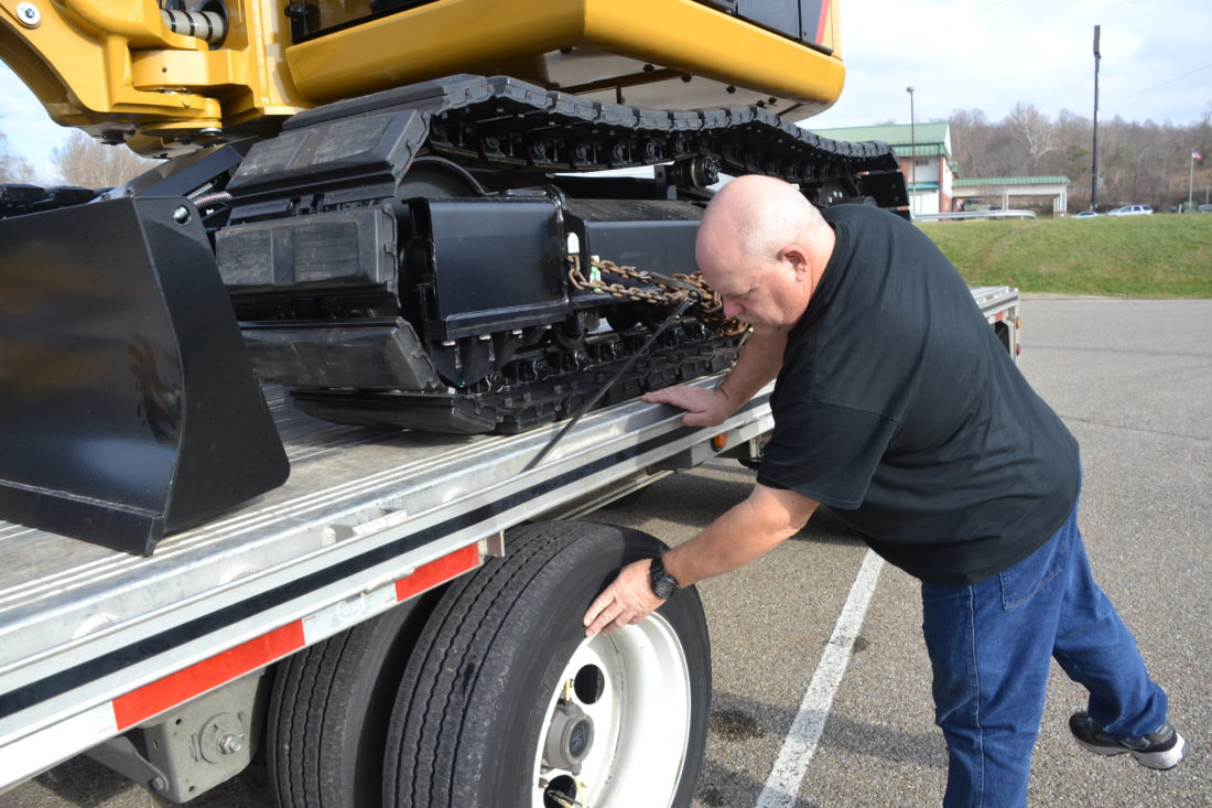Trucking shortage | News, Sports, Jobs - Marietta Times