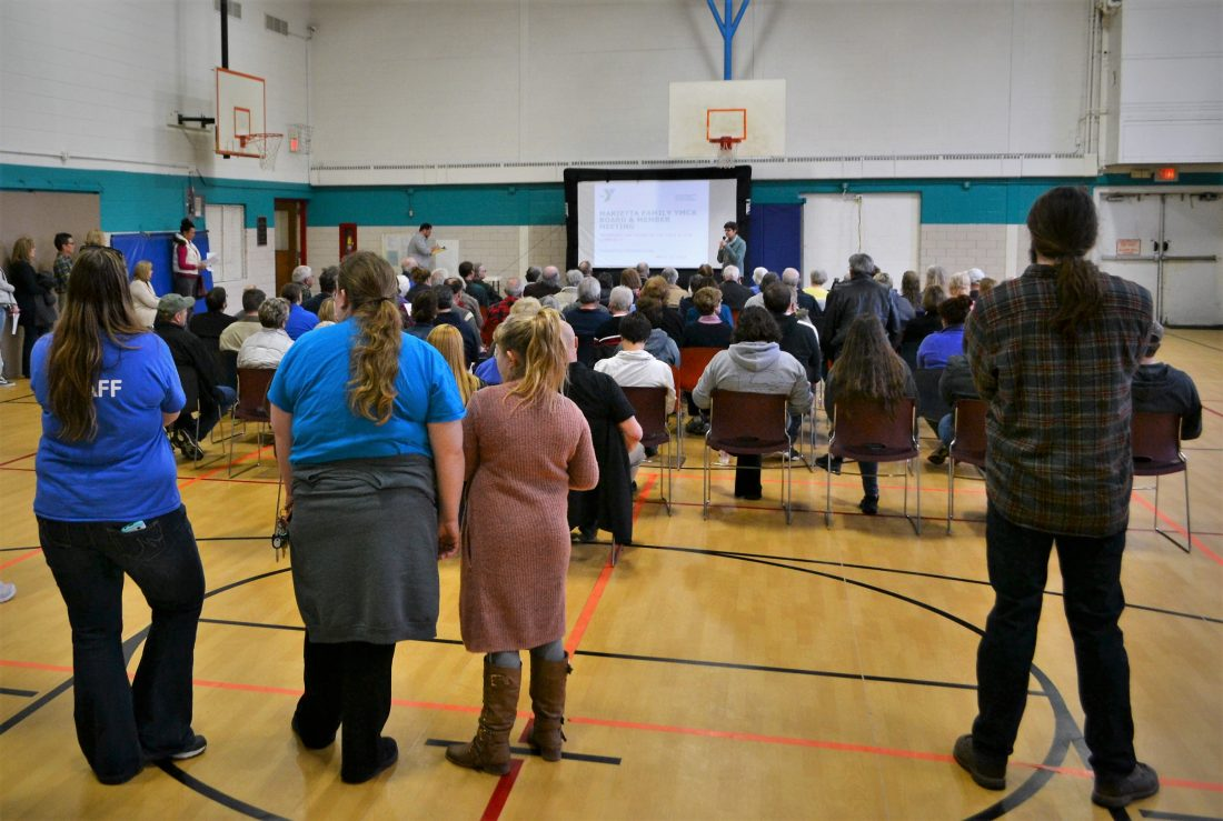 YMCA votes to stay open, move to Colegate Drive | News, Sports, Jobs