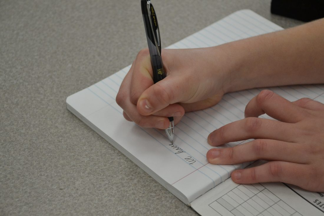 Newport students awarded for penmanship | News, Sports, Jobs