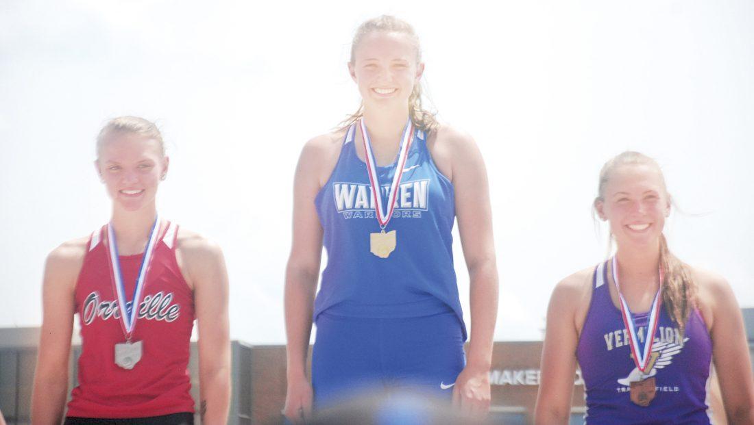 465591d2dd98 Erin Bogard brings home state pole vault title | News, Sports, Jobs ...