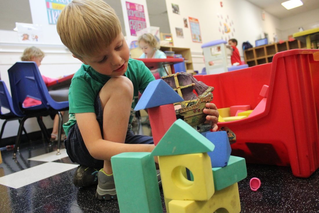 YMCA child care numbers grow at new site   News, Sports, Jobs