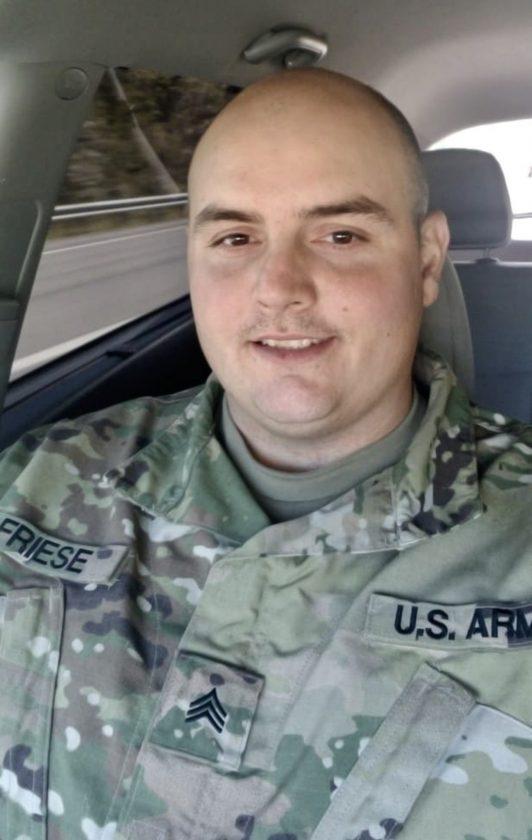 Wood County soldier killed in Kuwait | News, Sports, Jobs - Marietta