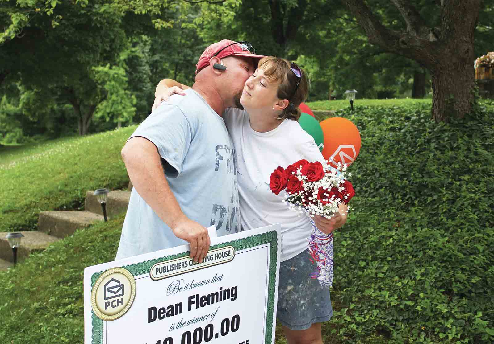 Publishers Clearing House delivers prize to local man | News, Sports