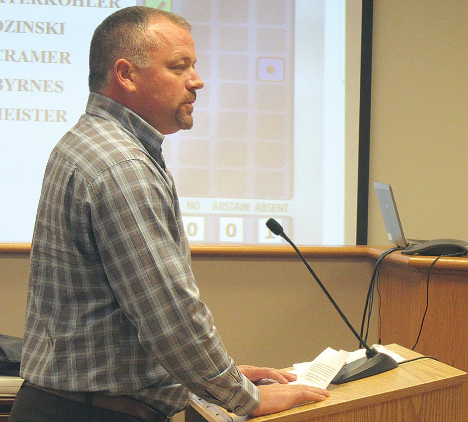Change needed for city building department, businesspeople