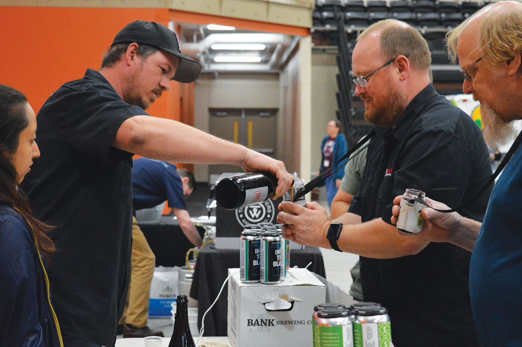 Brewing Up Craft Beer Samples News Sports Jobs Marshall