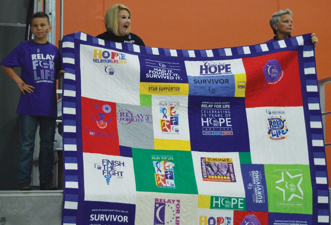 A walk for remembrance, a walk for hope | News, Sports, Jobs