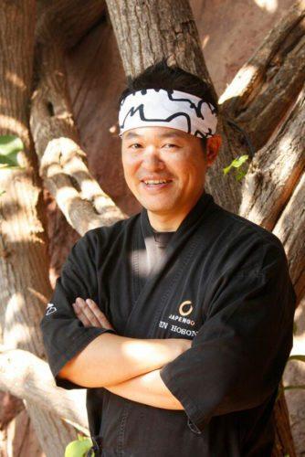 Chef Jin Hosono