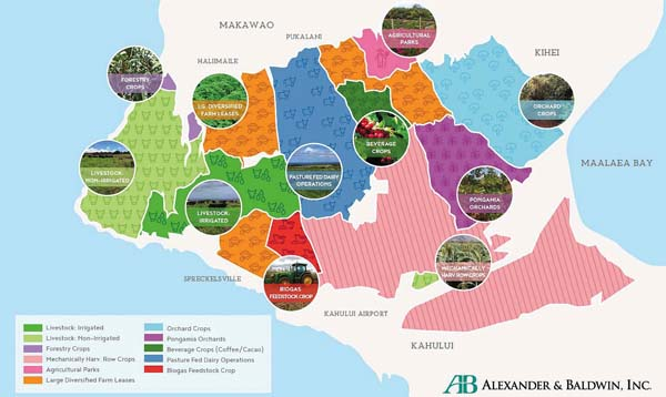A&B map shows possible uses for fallow sugar fields | News