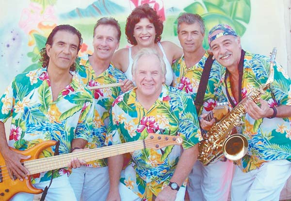 "Catch Jimmy Mac & The Kool Kats at RAM's ""Big Deal"" fundraiser; The Maui News file photo."