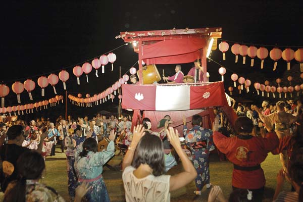 Take part in the two-day Obon Festival at Mantokuji Soto Zen Mission of Paia • Friday; The Maui News file photo.