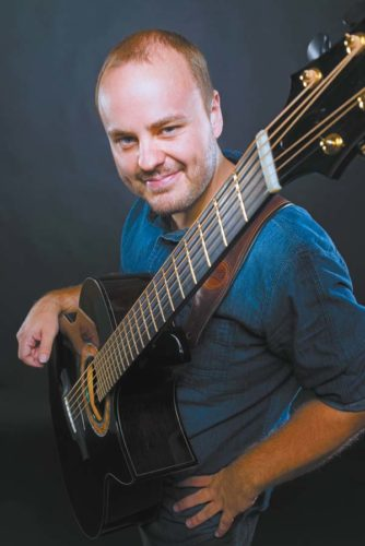 Guitar phenomenon Andy McKee performs at 7:30 p.m. Friday at McCoy Studio Theater at the Maui Arts & Cultural Center in Kahului. Tickets are $38 and $48 (plus applicable fees) and are available at the box office, by calling 242-7469 or online at www.mauiarts.org. Photo courtesy the artist