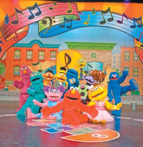 "Elmo and his ""Sesame Street"" pals have to help Jenny the Music Teacher when her instruments go missing in ""Sesame Street Live! Elmo Makes Music."" Performances are at 6:30 p.m. July 21, 10:30 a.m., 2  and 5:30 p.m. July 22; and 1 and 4:30 p.m. July 23 in the Castle Theater at the Maui Arts & Cultural Center in Kahului. Tickets range from $15 to $75 (plus applicable fees). For more information or to purchase tickets, visit the box office, www. mauiarts.org or call 242-7469. Photo courtesy Sesame Workshop"