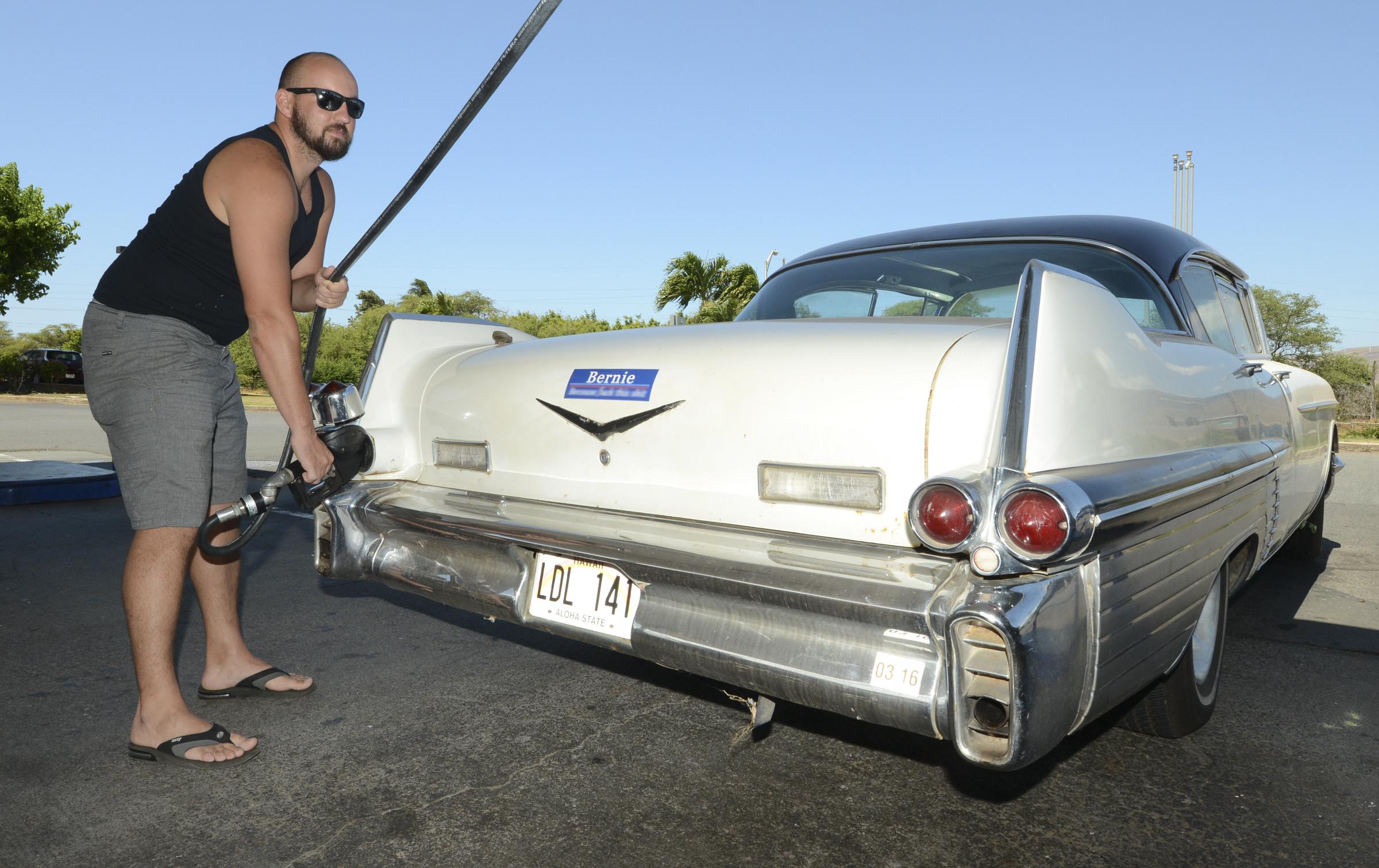 '57 Cadillac a gas guzzler but still a 'sweet ride' | News, Sports, Jobs - Maui News