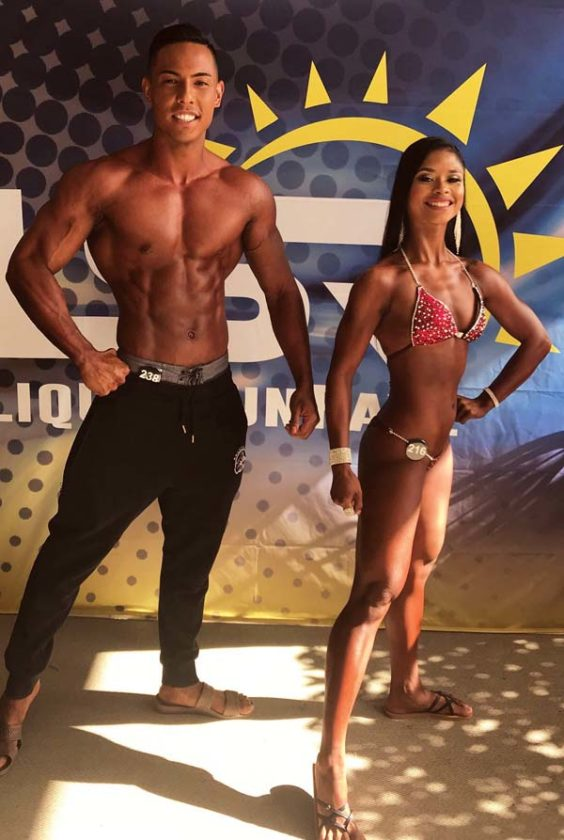 Maui bodybuilders earn top finishes at Hawaiian Classic