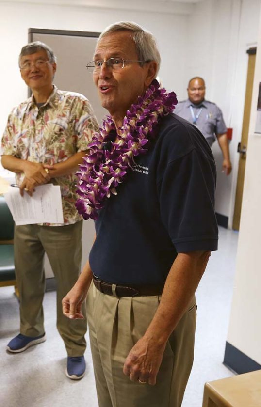 Maui County's first veterans counselor always put vets first
