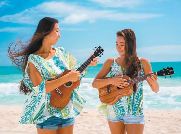 Must See: Ukulele Duo Honoka & Azita
