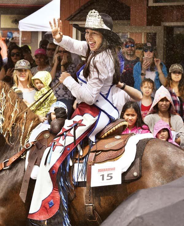 53rd Makawao Rodeo Parade Results News Sports Jobs