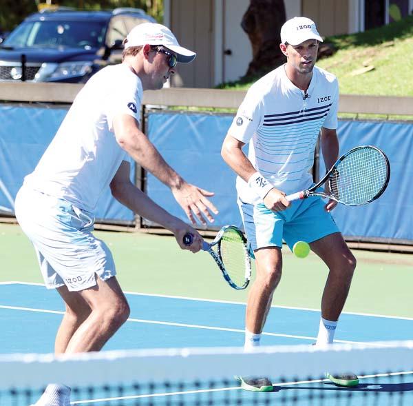 Bryan Brothers Bring Expertise To Royal Lahaina Tennis Ranch News