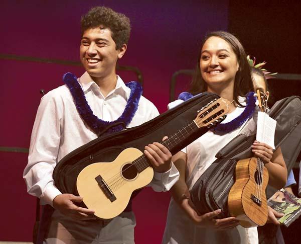 Kamehameha captures top honors at Na Mele | News, Sports
