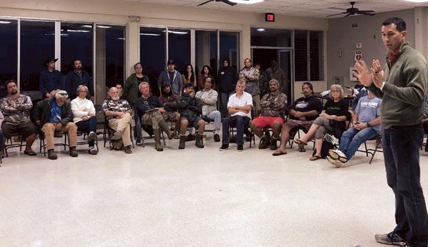 Keep water flowing, East Mauians tell Senate panel | News