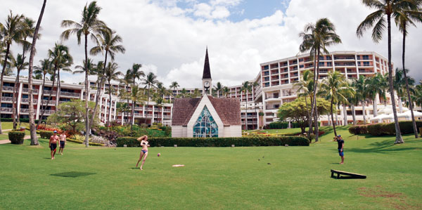 Grand Wailea Planning 224 Room Expansion News Sports