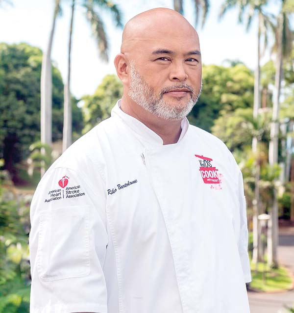 Cooking … with a lot of heart | News, Sports, Jobs - Maui News