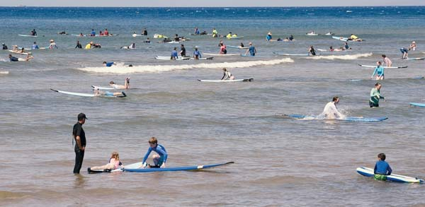 Maui County visitor arrivals, spending up in February