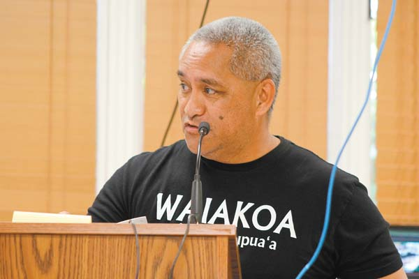 Group intervenes over Welakahao project concerns | News