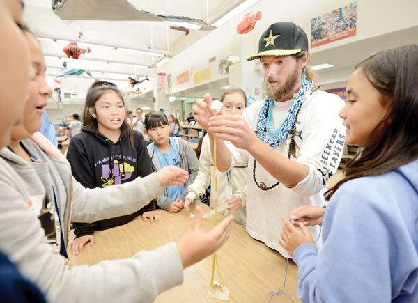 Local stars go back to school   News, Sports, Jobs - Maui News