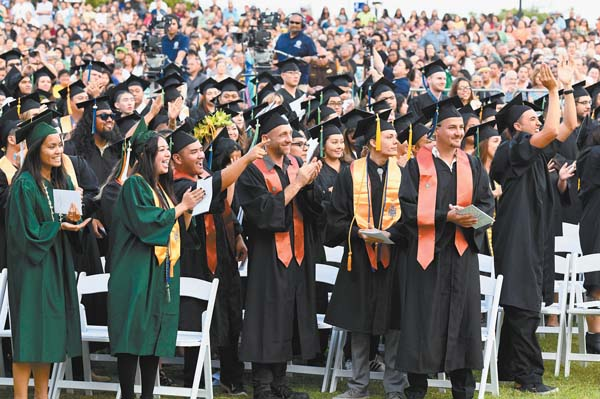 Uh Maui College >> Graduation Day For Uh Students News Sports Jobs Maui News