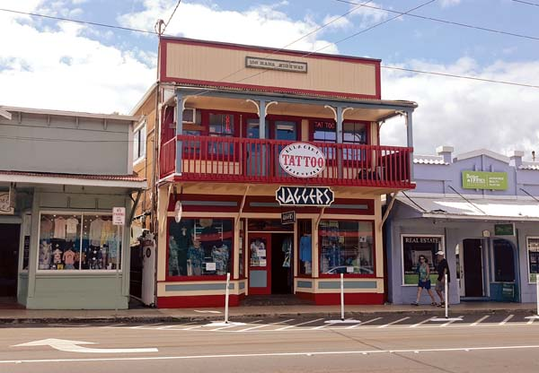 6575cd1a8b Jaggers to close in Paia town | News, Sports, Jobs - Maui News