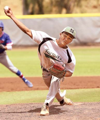 The Maui News 2019 MIL Baseball All-Stars: Haole, Nakayama do it