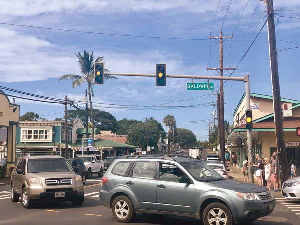 Maui traffic to be livestreamed through goakamai org | News