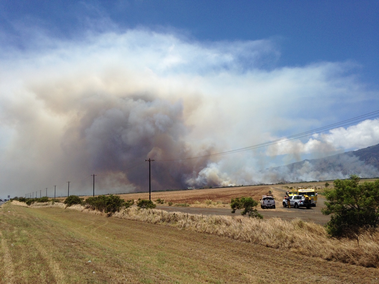 road closures due to fires - photo #5