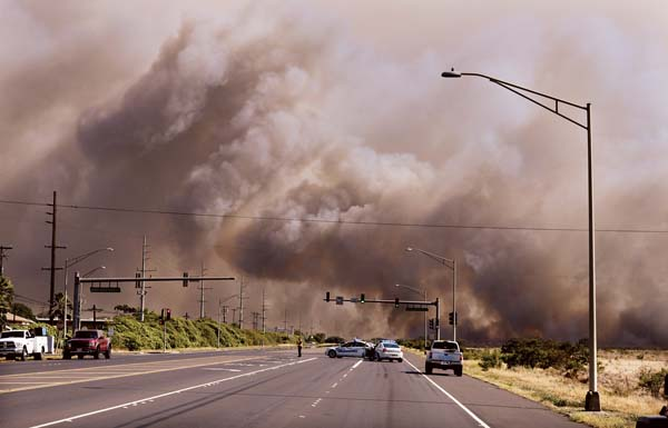Mayor: Maui wildfires 100 percent contained | News, Sports
