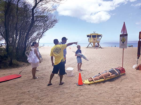 Maui beaches lead state in spinal injuries | News, Sports