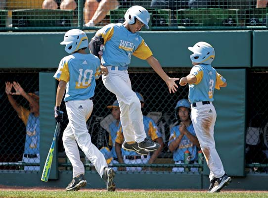 Curacao Upsets Powerhouse Japan to Advance to Little League World Series Final